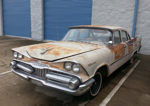 1959 dodge coronet 4 door old car shopper for 1955 dodge coronet 4 door
