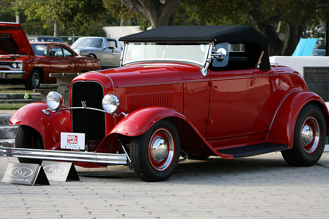 1932 Ford Raodster Hot Rod