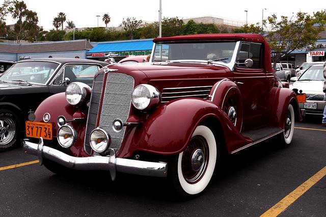 1934 Buick Roadster