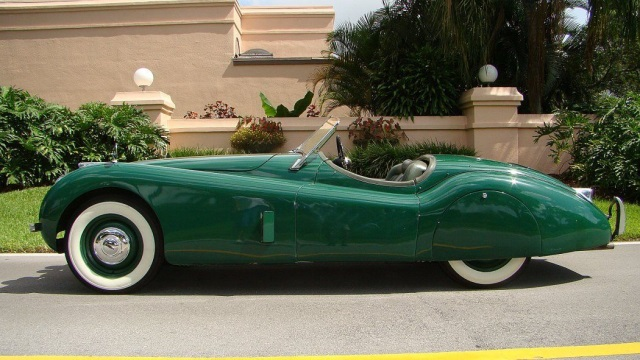 1952 Jaguar XK XK120 2 SEATER ROADSTER