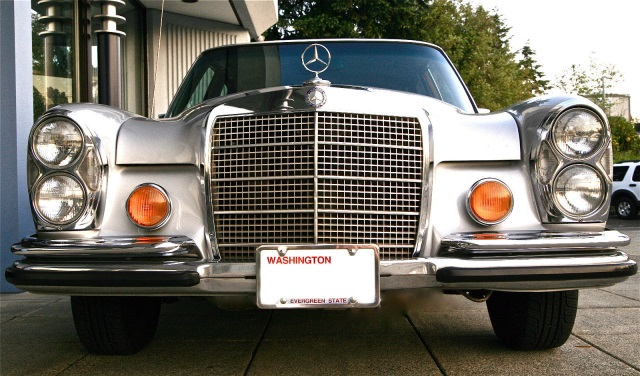 72 MERCEDES BENZ 280SE RARE CONDITION COLLECTABLE