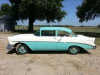 1956 Chevy 210 ORIGINAL SURVIVOR TRUE BARN FIND