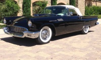 1957 Ford Thunderbird Base Convertible 2-Door 5.1L