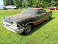 1959 DODGE CUSTOM ROYAL LANCER, FROM ESTATE, BARN FRESH