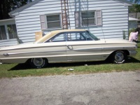 Ford Galaxie 500 XL FASTBACK 1964