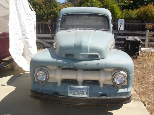 1952 Ford F-1 Pickup half Ton