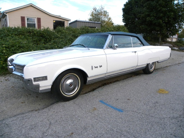 1966 Oldsmobile Ninety-Eight Convertible