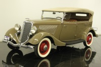 Ford Model 40 Deluxe Phaeton – Only 3,128 Ever Produced!