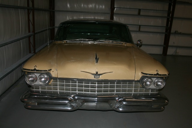 1957 Chrysler Imperial - Survivor