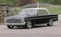 Chevrolet : Nova 2 door 1964 chevrolet nova 2 door pro street