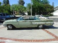 1960 Chevrolet Impala 2-Door Hardtop