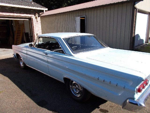 1963 Mercury Comet Cyclone