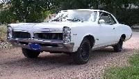 Restoring The 1967 Pontiac Tempest