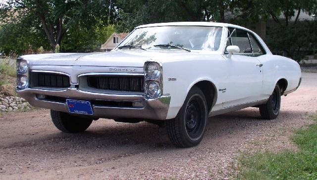 1967 Pontiac Tempest Custom
