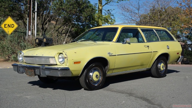 1974 Ford Pinto Pony Station Wagon