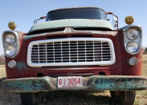 1959 International Harvester B162
