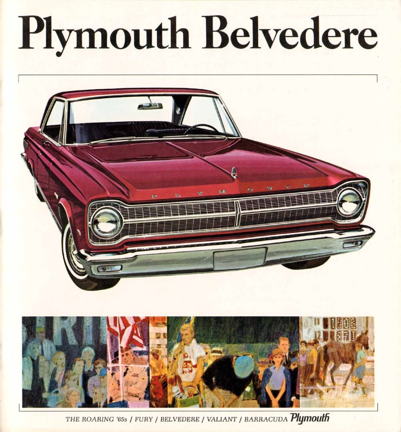 1965 Plymouth Belvedere-brochure