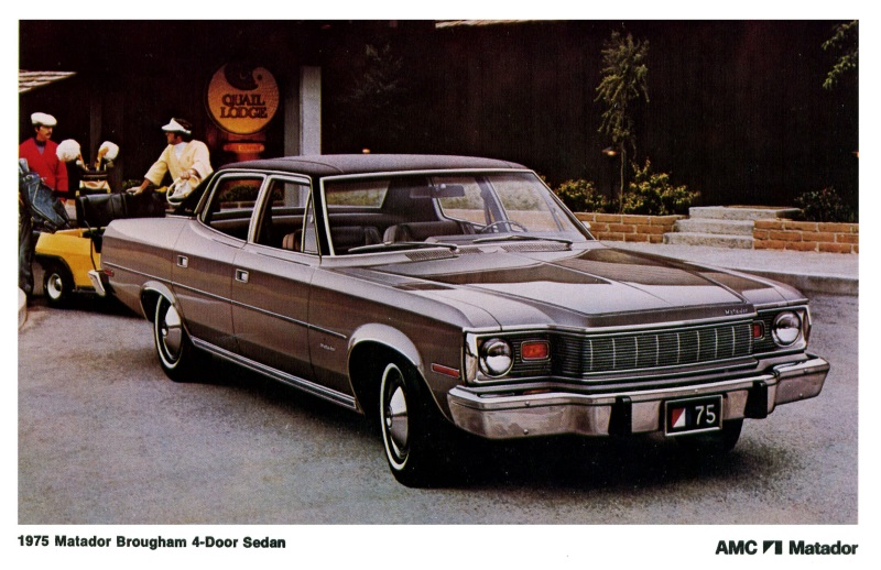 1975 Amc Matador Old Car Shopper