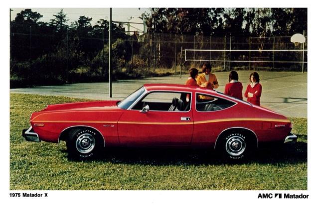 1975 Matador-coupe