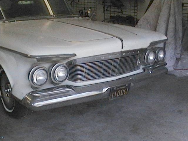 1961 Imperial by Chrysler