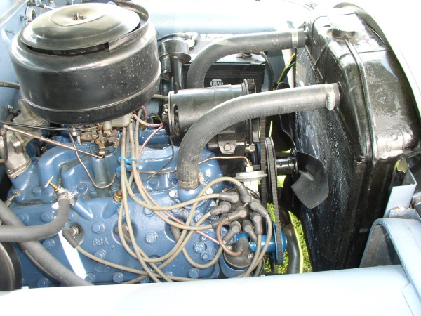 1949 Ford Flathead V8 Engine