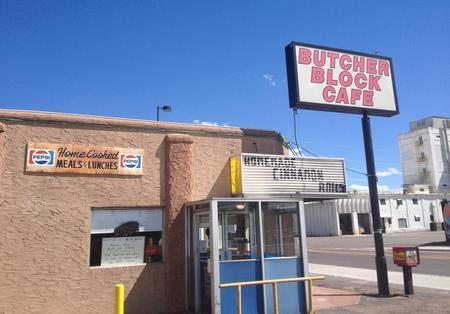 Butcher Block Cafe