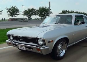Test Driving a 1969 Chevrolet Nova