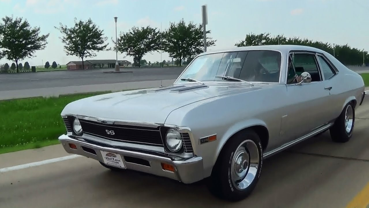 Test Driving a 1969 Chevrolet Nova