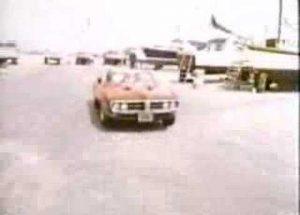 1968 Pontiac Firebird Convertible Commercial
