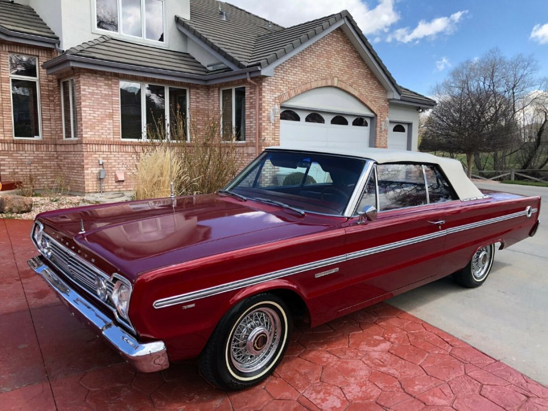 1966 Plymouth Belvedere Convertible