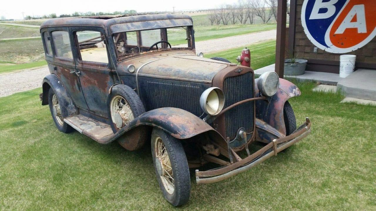 1931 Dodge