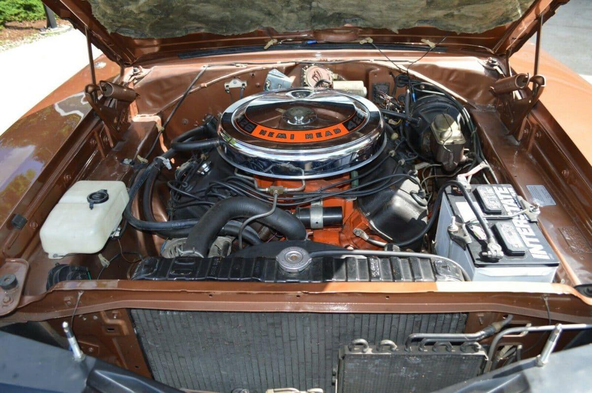 1969 Dodge Charger HEMI