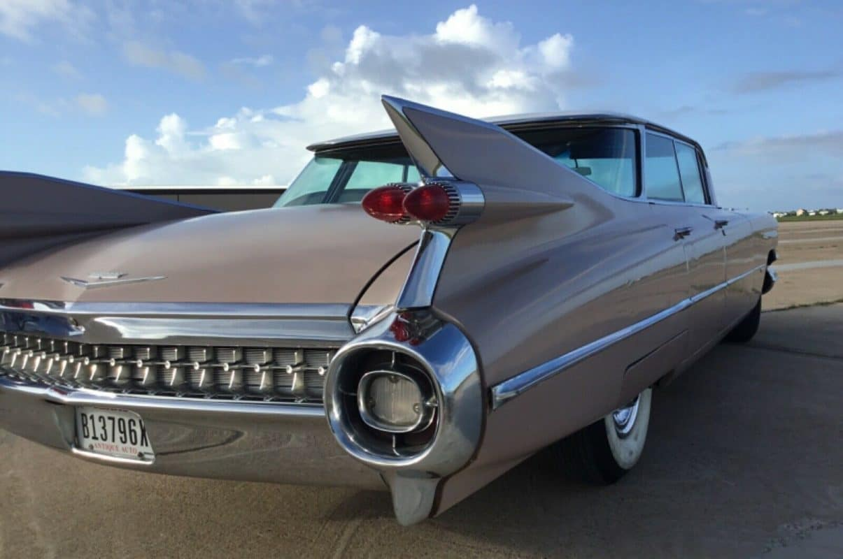 1959 Cadillac Fins